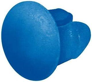 Set 100 Tasten Befestigung Halter blau