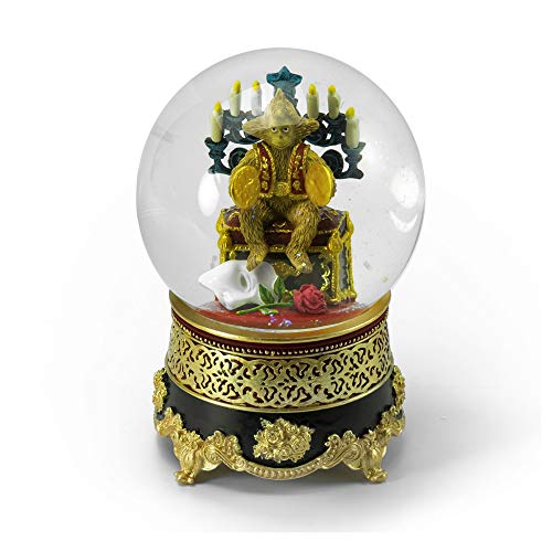 Phantom Memories – Phantom of The Opera Elements Musical Water Globe - Many Songs to Choose - Three Coins in The Fountain