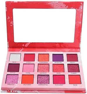 Paleta Spotlight Eyeshadow - Vermelho - Luisance - L2037-V, Luisanse