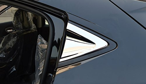 『【E-Drive】ホンダ ヴェゼル 外装 バーツ リア ドアノブ ボール ガーニッシュ カバー 左右 セット 社外品』の5枚目の画像