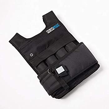RUNmax Runfast Pro Weighted Vest 20 lb … RM20WP