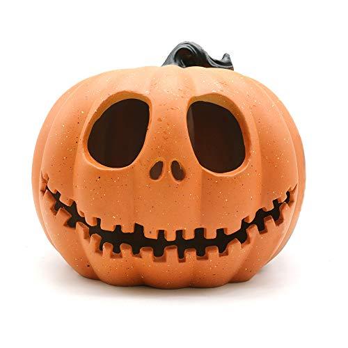 Jin Stiefel Linternas Brillantes De Feliz Halloween, DecoracióN De Calabaza De Espuma Decorativa para Halloween, DecoracióN De Calabaza Led