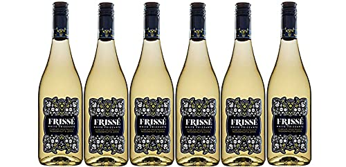 Frissé Frissé Blanco - 6 botellas x 750 ml - Total:4500ml
