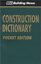 Construction Dictionary, Pocket Edition