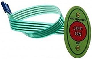 Zucchetti Color botón ON/OFF Ambrogio Robot L50
