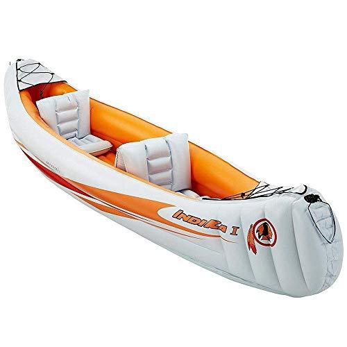 YANGSANJIN slangboots, badstrandleksak lämplig för fiske, utomhus, sjöport, 1–2 personer (tubboot)
