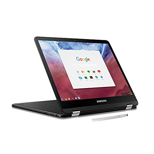 Samsung Chromebook Pro Convertible Touch Screen Laptop, 12.3...