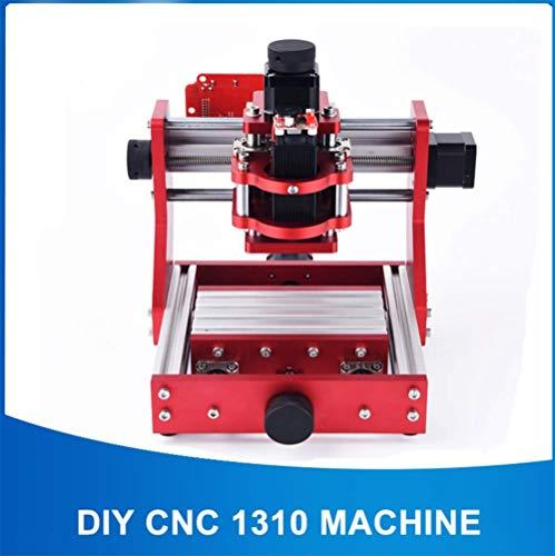 WANGYONGQI CNC Maschine, cnc1310, metallgravur schneidemaschine, Mini CNC Maschine, CNC Router, PVC PCB Aluminium Kupfer graviermaschine,5500mwlaser