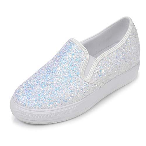 sparkly slip on