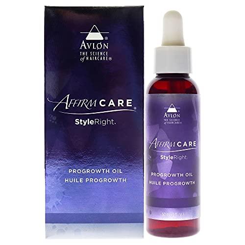 Avlon Affirm StyleRight ProGrowth Oil 2oz