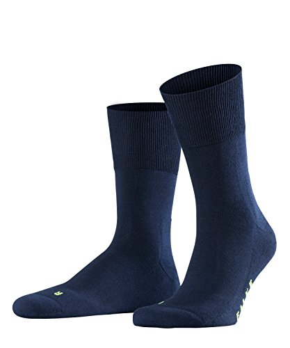 FALKE Unisex Socken, Run U SO- 16605, Blau (Marine 6120), 42-43
