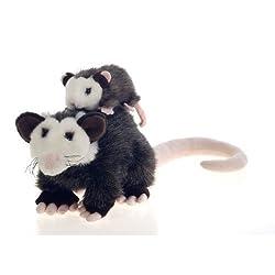 plush opossum mama possum