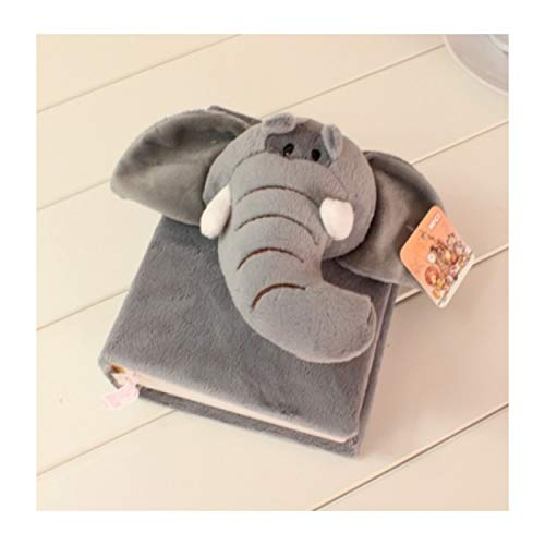 HJCE Baby Book Memories Plush Album,Handcraft 3D Cute Animals 6 Inch 96 Photos,Accommodate Polaroid Pictures Albums,New-Year Gift D