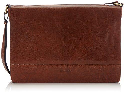Gerry Weber Lugano Flap Bag L 4080002893 Damen Umhängetaschen 35x24x8 cm (B x H x T), Braun (cognac 703)