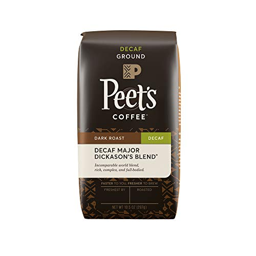 Our #7 Pick is the Peet's Coffee Decaf Major Dickason's Blend
