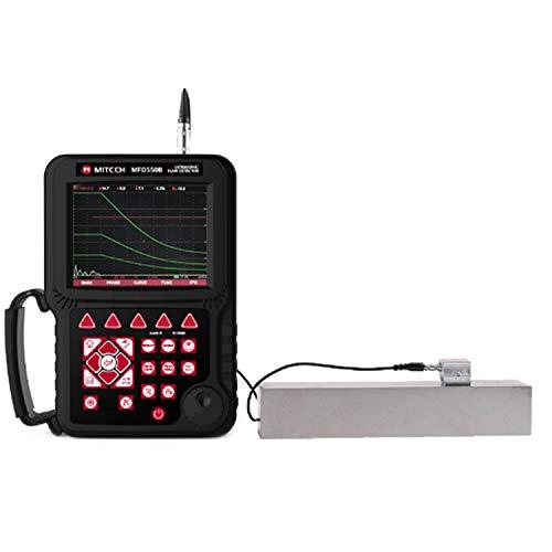 Bequeme Hand MFD550B Digitale Ultraschall-paut Fehlerdetektor Schweiß Prüfgeräte