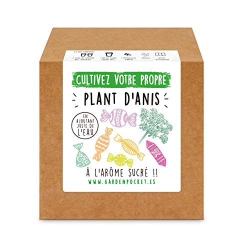 Garden Pocket - Kit de Culture de PLANT DÁNIS