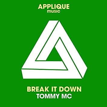 Break It Down (Original Mix)
