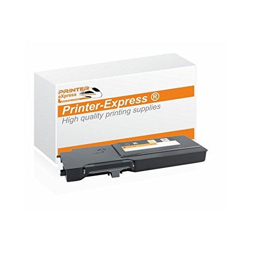 Printer-Express XL Toner ersetzt Dell 2660, 593-BBBU, 593-BBBM für Dell C 2600 Series, C 2660 dn, C 2665 dnf Drucker schwarz