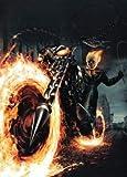 Ghost Rider - Nicolas CAGE – Film Poster Plakat Drucken