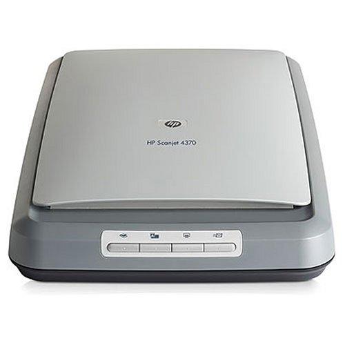 hewlett packard slide scanners HP Scanjet 4370 Photo Scanner (L1970A#B1H)