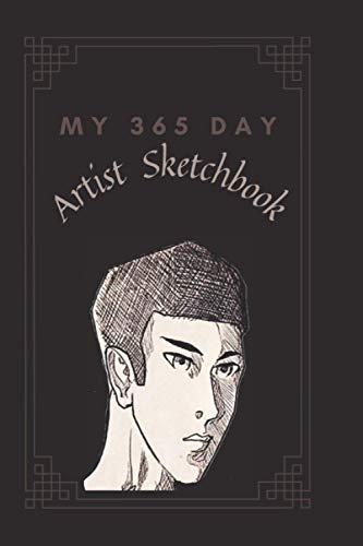 My 365 Day Artist Sketchbook: E2