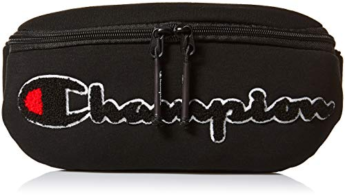 Champion Men's Prime Waist Bag, Black, One Size