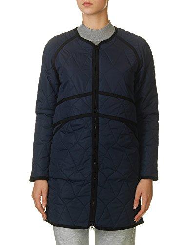 ICHI Damen Jacke blau blau Einheitsgröße Gr. L, total Eclipse