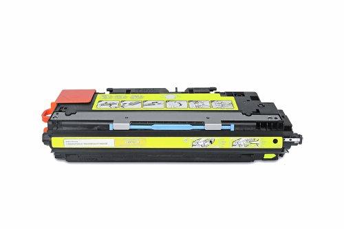 Cartucho original para HP Color LaserJet 3500Series HP 309A/Q 2672A, Q2672A–PREMIUM de impresoras cartucho–Amarillo–4.000páginas