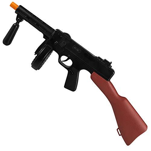 WOOOOZY Maschinengewehr Tommy-Gun, mit Sound, 49 cm