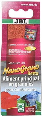 JBL NanoGrano Aliment Complet en mini-granulés pour Bettas, 60 ml - 1 pc