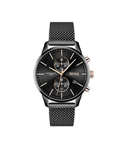 Hugo BOSS kwarts horloge met roestvrij stalen armband 1513811