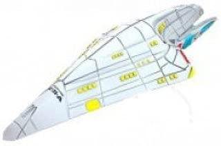 Independent USS Dauntless Star Trek Attack Wing Miniature WizKids