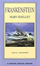 Frankenstein (Norton Critical Editions) 1rst Edition by Mary Wollstonecraft Shelley published by W. W. Norton & Company (1995)