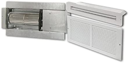 Tjernlund AS1 AireShare Room-To-Room Fan Ventilator, Hardwired,70 CFM