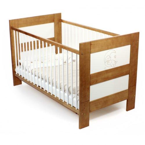 Kinderbett TEDDY von Baby Vivo - 2