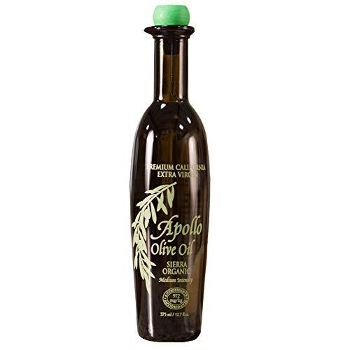 Apollo Olive Oil, Oil Olive Extra Virgin Sierra Organic, 12.7 Fl Oz