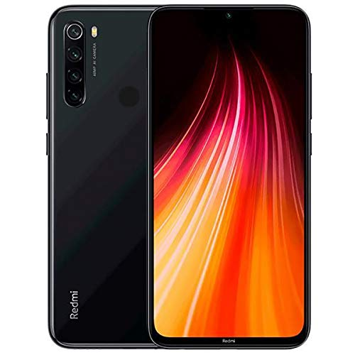 Xiaomi Redmi Note 8 Dual SIM 64GB 4GB RAM Black