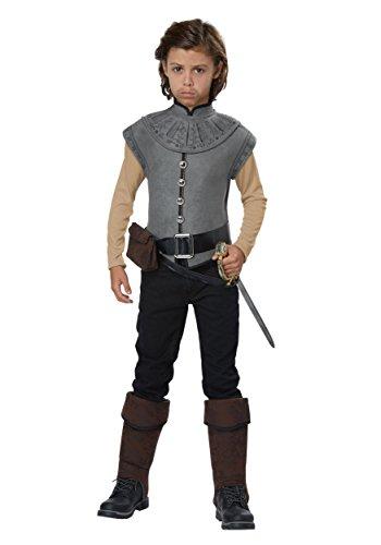 California Costumes Boys New World Explorer/Captain John Smith Child Costume, Gray, Medium