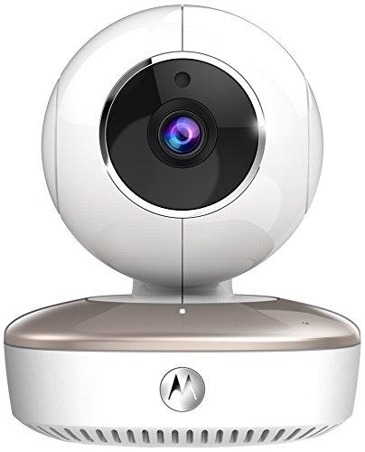 Motorola Portable Smart Nursery Connected Wi-Fi Video Baby Monitoring...
