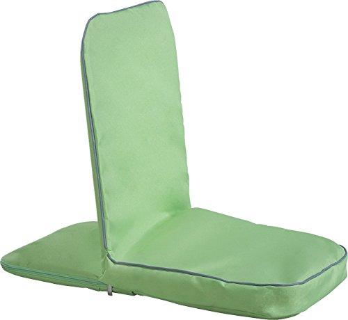 HABA Lernspielzeug Wehrfritz 068479 Verstellbare Boden Stuhl, Hellgrün