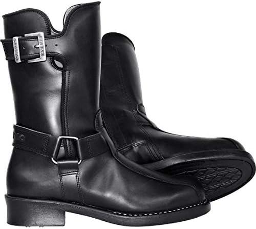 Daytona Boots Motorradschuhe Herren Damen Motorradstiefel Lang Urban Master 2 Gtx Stiefel Unisex Chopper Cruiser Ganzjährig Leder Schuhe Handtaschen