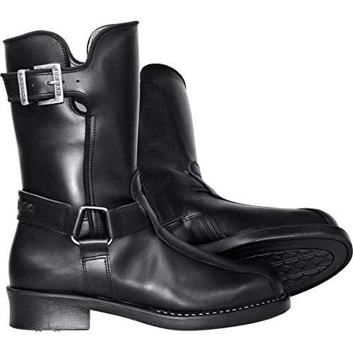 Daytona Boots Motorradschuhe, Motorradstiefel lang Urban Master 2 GTX Stiefel schwarz 47, Unisex, Chopper/Cruiser, Ganzjährig, Leder