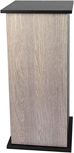 sera 32403 - Mueble bajo con Puerta para Acuario Scaper Cube (90 cm, Roble...