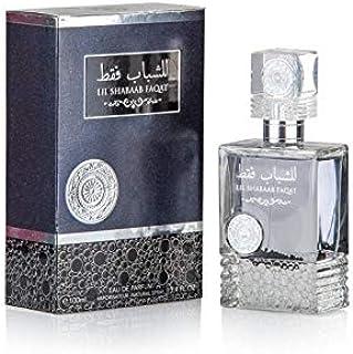 Ard Al Zafaran lil shabaab faqat For Men 100ml - Eau de Parfum