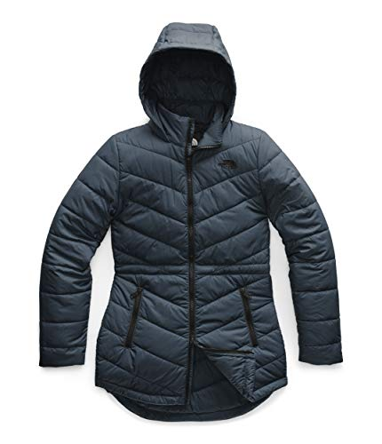 The North Face Women's Tamburello Insulated Parka - Long Winter Coat, Urban Navy, Small