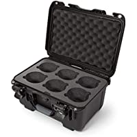 Nanuk 918 6-Lens Case with Foam Insert