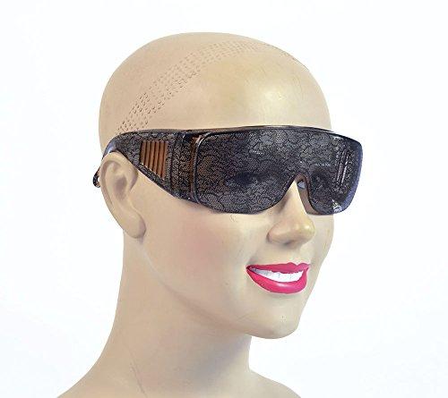 Lace Print GaGa Glasses