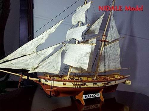 スペイン ボルティモア スクーナー船 1/100スケール 船 ボート 木製 模型 モデルキット プラモデル キット 組み立て式