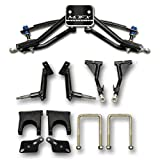 Madjax 6' 2004-14 A-Arm Lift Complete Kit for Club Car Precedent Gas or Electric Golf Carts